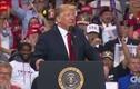 """Trước """"giờ G"""", Tổng thống Trump chạy nước rút vận động cử tri"""