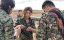 """Những """"bóng hồng"""" người Kurd trên chiến trường đánh IS ở Deir Ezzor"""