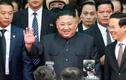 Chủ tịch Triều Tiên Kim Jong-un đã đến Việt Nam
