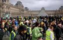 """Bất ngờ trong cuộc biểu tình """"Áo vàng"""" tuần thứ 17 ở Pháp"""
