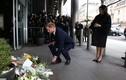 Công nương Markle bụng bầu đi tưởng niệm nạn nhân xả súng New Zealand