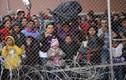 """Khốn khổ cuộc sống di dân bị """"nhốt"""" ở biên giới Mỹ-Mexico"""