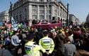 Toàn cảnh biểu tình về biến đổi khí hậu ở thủ đô London