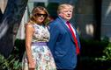 """Tổng thống Trump """"tái xuất"""" sau báo cáo của ông Mueller"""