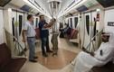 Người dân thủ đô Qatar thích thú đi tàu điện ngầm đầu tiên