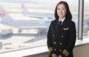 Điều ít biết về nữ cơ trưởng đầu tiên của Nhật Bản