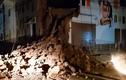 Tan hoang hiện trường động đất mạnh 8 độ rung chuyển Peru