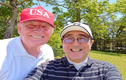 """Tổng thống Trump và màn """"ngoại giao sân golf"""" ấn tượng tại Nhật"""