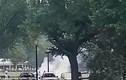 Kinh hoàng cảnh người đàn ông tự thiêu gần Nhà Trắng