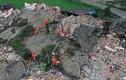 Tan hoang vụ động đất 200 người thương vong ở Trung Quốc