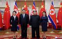 Loạt hình ấn tượng các cuộc gặp của lãnh đạo Trung-Triều