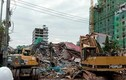 Sập nhà 7 tầng ở Campuchia, nhiều người thương vong