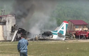 Máy bay hạ cánh khẩn cấp tại Nga, 9 người thương vong