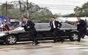 """Tiết lộ bất ngờ về đội """"cận vệ chạy bộ"""" của ông Kim Jong-un"""