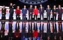 Ảnh: Ứng viên Đảng Dân chủ Mỹ tranh luận trực tiếp trên truyền hình