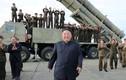 Chủ tịch Triều Tiên giám sát thử nghiệm dàn phóng loạt tên lửa