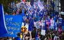 """Nước Anh """"đau đầu"""" vì Brexit, dân đổ xuống đường biểu tình"""