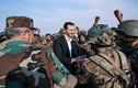 Toàn cảnh Tổng thống Syria đích thân thăm chiến trường Idlib