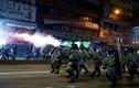 Toàn cảnh Hong Kong chìm trong hơi cay, bạo lực tuần thứ 22