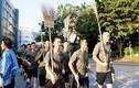 Ảnh: Binh sĩ Trung Quốc bất ngờ xuất hiện, dọn dẹp đường phố Hong Kong