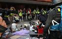 """Cận cảnh """"kho vũ khí"""" người biểu tình bỏ lại trong đại học Hong Kong"""