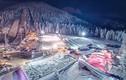 Đột nhập mê cung tuyết đầy mê hoặc, lớn nhất thế giới