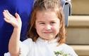 Tiểu Công chúa Charlotte đáng yêu nhất Hoàng gia Anh, hút mọi ống kính