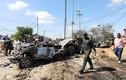 Hãi hùng hiện trường đánh bom đẫm máu ở Somalia, hàng trăm người thương vong