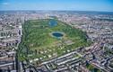 Kinh ngạc vẻ đẹp thủ đô London nhìn từ trên cao