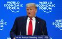 Tổng thống Trump gây ấn tượng tại Diễn đàn Kinh tế Thế giới