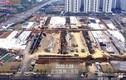 Cận cảnh Trung Quốc xây cấp tốc bệnh viện dã chiến thứ 2 ở Vũ Hán