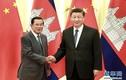 """Chống dịch corona: Trung Quốc đề cao Campuchia """"hoạn nạn có nhau"""""""