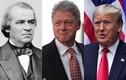 """""""Số phận"""" các Tổng thống Mỹ từng bị luận tội ra sao?"""