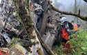 Tiết lộ nguyên nhân vụ rơi máy bay khiến tướng Đài Loan thiệt mạng