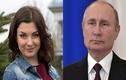 Nhan sắc xinh đẹp của cô gái Nga vừa cầu hôn Tổng thống Putin