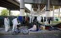 """Người vô gia cư khắp thế giới chống chọi với """"bão"""" COVID-19 thế nào?"""