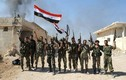 Quân đội Syria diệt loạt phần tử khủng bố trên nhiều mặt trận