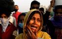Thảm cảnh lao động nhập cư Ấn Độ trên đường về quê mùa COVID-19