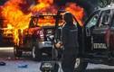 Ảnh: Đụng độ dữ dội giữa cảnh sát và người biểu tình tại Mexico