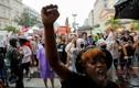 Loạt hình mới nhất về cuộc biểu tình, bạo động tại Mỹ