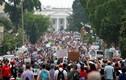Vụ George Floyd: Biển người biểu tình ở thủ đô nước Mỹ