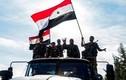 Khủng bố tấn công dữ dội Quân đội Syria tại chiến trường Hama