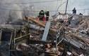 Hãi hùng hiện trường nổ xe bồn ở Trung Quốc, nhiều thương vong