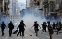 Ảnh: Đụng độ dữ dội giữa cảnh sát và người biểu tình Hong Kong