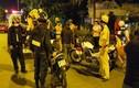 """Bắt nhóm quái xế """"đi bão"""" trên đường Phạm Văn Đồng"""