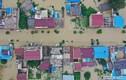 Trung Quốc chặn nước sông để cứu hồ giữa lũ lụt lịch sử
