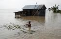 Cận cảnh người dân Nam Á khốn khổ vì mưa lũ, ngập lụt