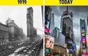 Ngỡ ngàng diện mạo thế giới thay đổi trong 100 năm qua