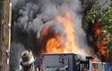 Ảnh: Cảnh sát Mỹ đụng độ người biểu tình, Seattle chìm trong khói lửa