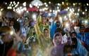 Toàn cảnh cuộc biểu tình quy mô lớn ở Thái Lan